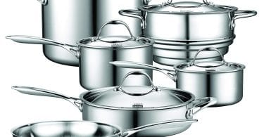 cooks standard cookware review