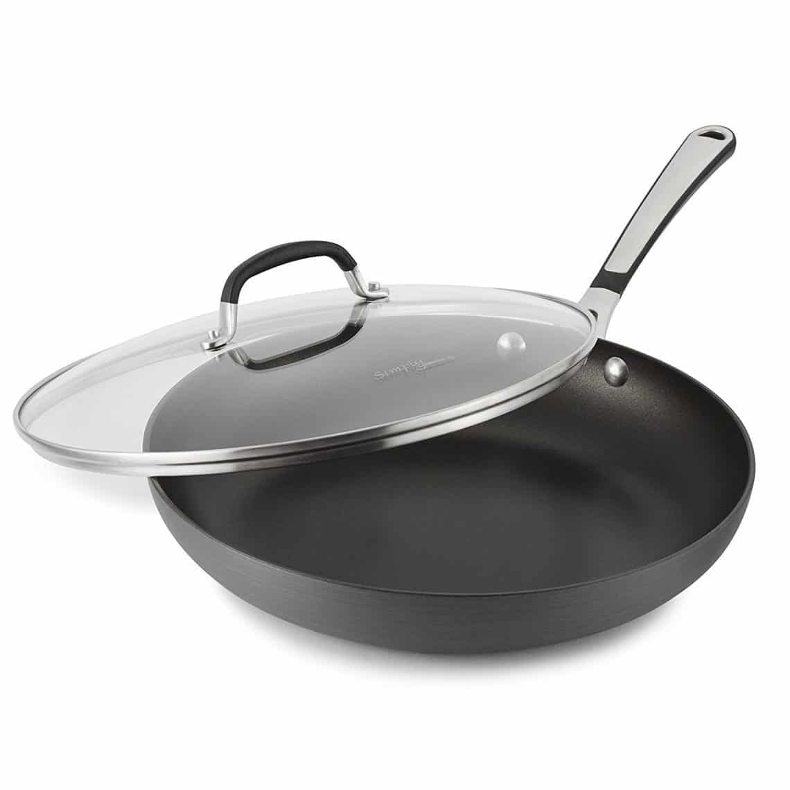 Simply Calphalon 12 inch Omelette Pan