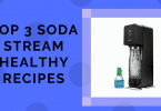 SodaStream Healthy Recipes