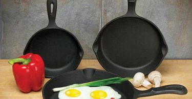universal housewares cast iron
