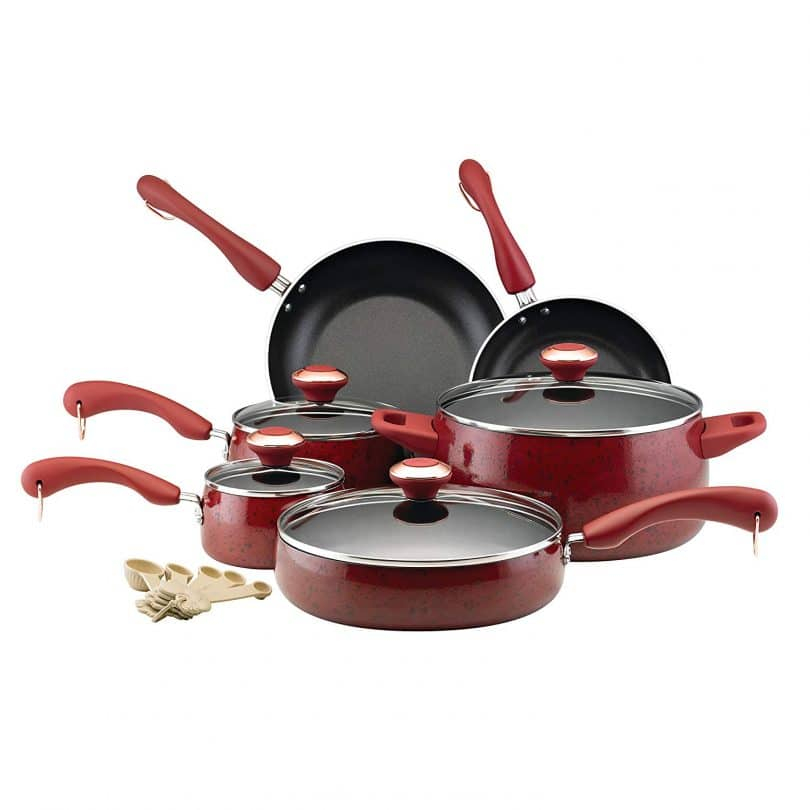 Paula Deen Cookware Set Review