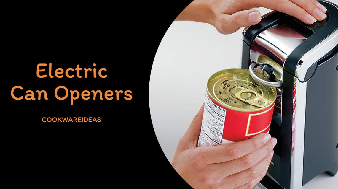 best electric can opener