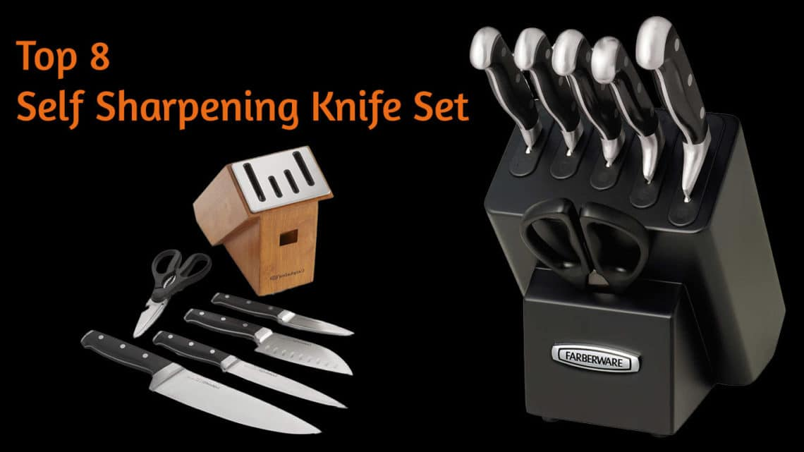 Best Self Sharpening Knives Set 2020