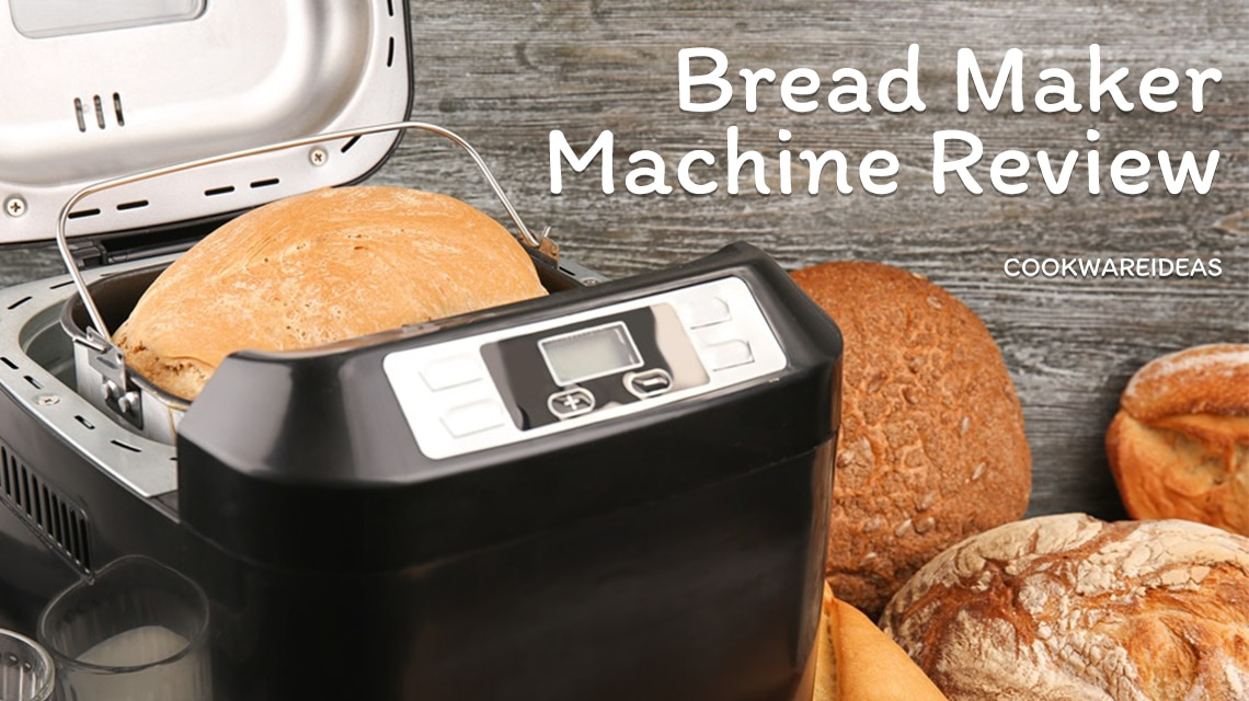 Best Bread Machines in 2020 – Top Comparison Review