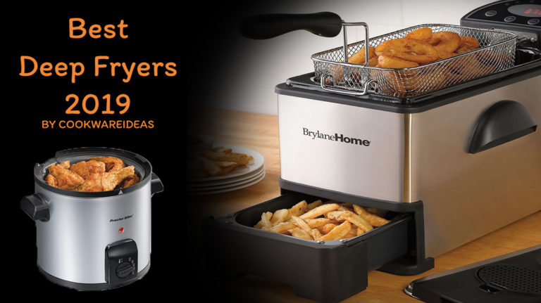 Best Deep Fryers In 2020 Updated