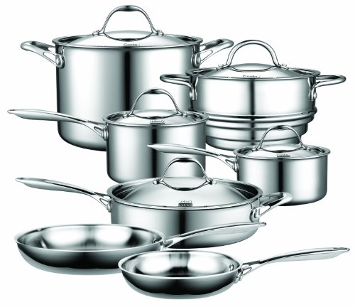 Cooks Standard NC-00232 12 Piece Cookware Set Image