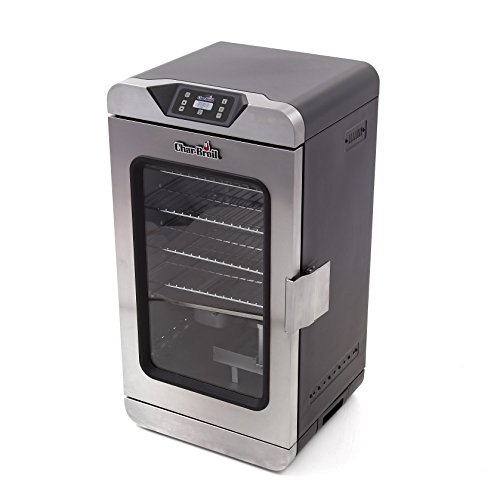 Char-broil Deluxe Digital Electric Smoker Image