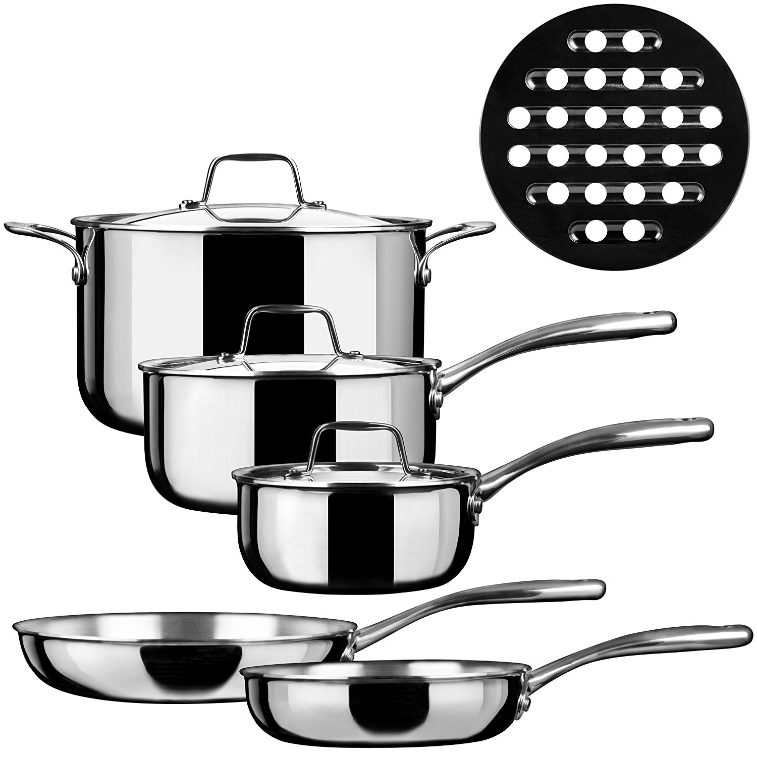 10 Best Induction Cookware Sets In 2020