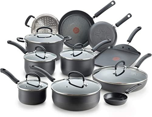 T-Fal 17 Piece Induction Cookware Set Image