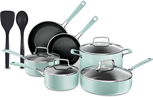 KitchenAid 10 Piece Induction Cookware Set Image
