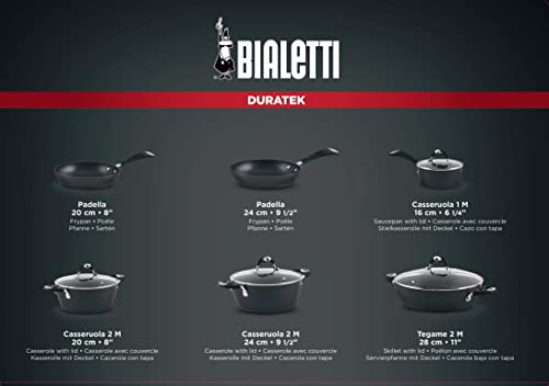 Bialetti 07593 Oval 6 Quart Multi-Pot with Strainer Lid, whole pasta, corn, lobster, Stainless Steel Image