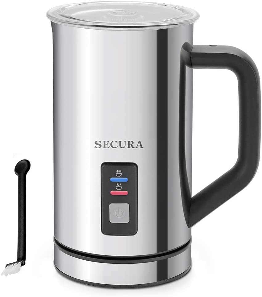 Secura Automatic Electric Milk Frother Image